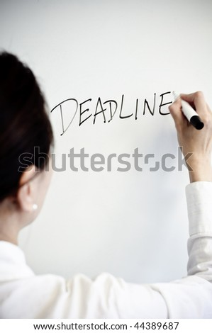 Meeting Deadline