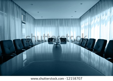 meeting room with aquarium. Meeting Room With Aquarium Stock Photo 12158707   Shutterstock