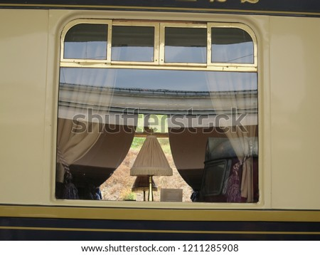 Meeting the orient express