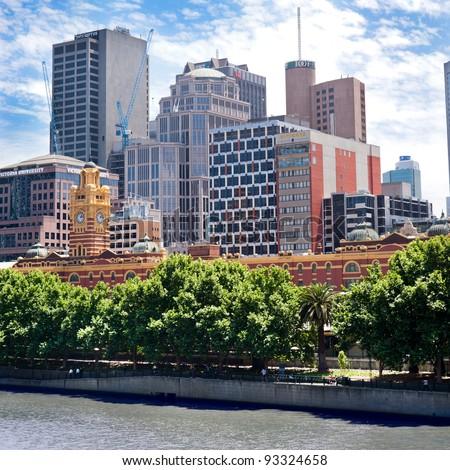 Melbourne city - Victoria - Australia