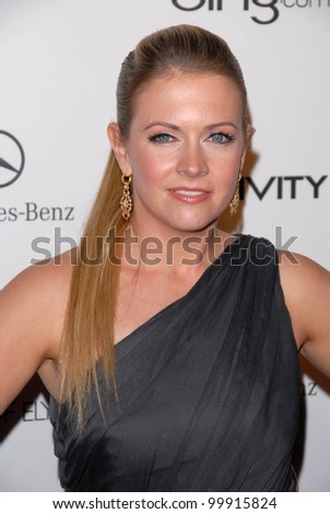 "Melissa Joan Hart  at the 2011 Art Of Elysium ""Heaven"" Gala, Annenberg Bldg., California Science Center, Los Angeles, CA. 01-15-11"