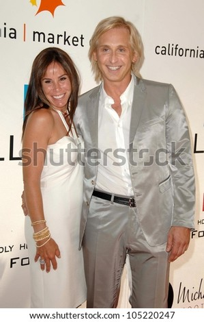Melissa Rivers and David Mesiter  at Fashion For Life 2009 Benefit for Friendly House. California Market Center, Los Angeles, CA. 05-17-09