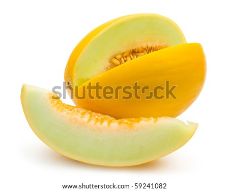 melon - stock photo