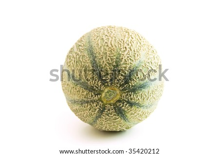 Melon Fruit lying