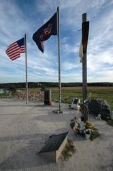Memorial at Flight 93 Impact Area