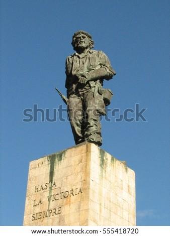 Shutterstock memorial Ernesto Che Guevara, plaza De la Revolution, Santa Clara, Cuba.
