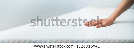 Memory Foam Mattress Or Topper. Choosing Bed In Store