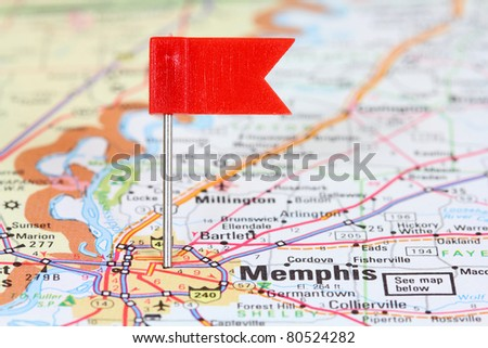 Free photos Tennessee State on USA Map. Tennessee flag and map. US ...