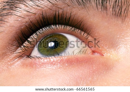 stock photo Men 39s beautiful green eyes close up Save to a lightbox