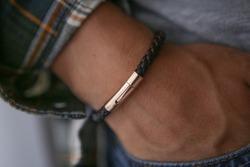 Men's bracelets. Unisex Bracelet. Handmade bracelet.