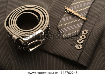 Men\'s suit and accessories