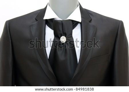 Men's suit for wedding