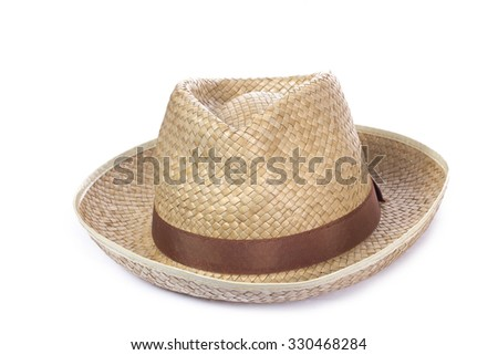 36261b0503cce men s woven straw hat