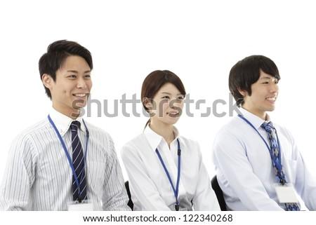 Men, Women, business image