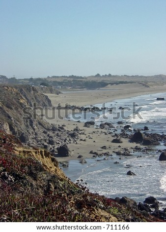 Mendocino County California