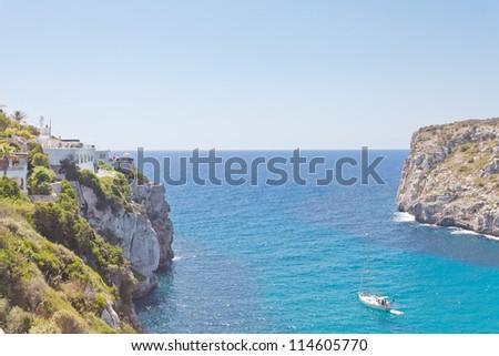 Menorca - Cala En Porter - Balearic islands - Spain