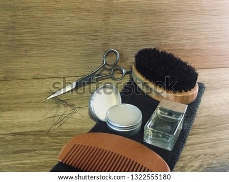 Mens Beard accessories