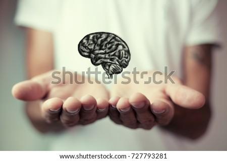 Mental health concept #727793281