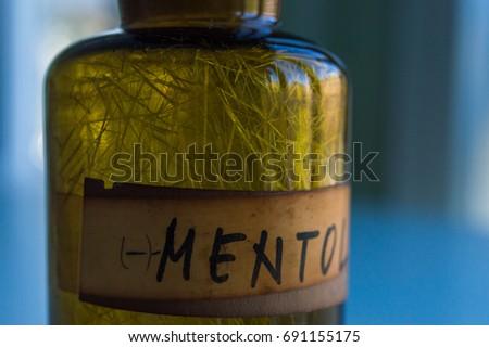 Menthol crystals #691155175