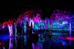 Meramec Caverns. Franklin County. Missouri. USA.