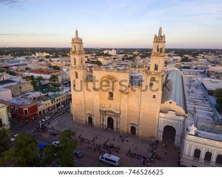 Merida Cathedral #746526625