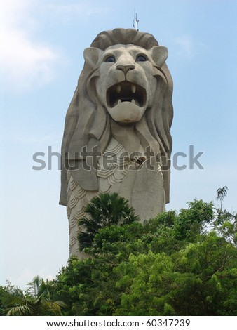 Sentosa Island Singapore Pictures on Singapore Sentosa Merlion Sentosa Merlion Sentosa Singapore Find