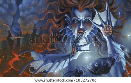 Stock Photo Mermaid