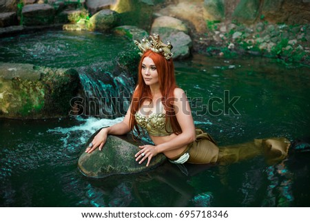 Stock Photo mermaid
