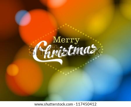 Merry Christmas Card - JPG Version