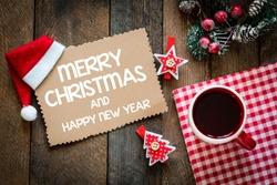 Merry christmas/Christmas holiday decorations.