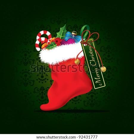 Merry Christmas raster