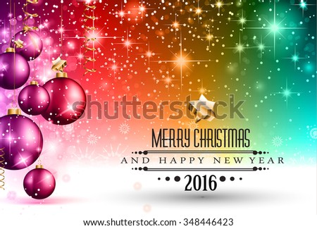 Merry christmas seasonal background for your greeting cards new merry christmas seasonal background for your greeting cards new years flyer chrstmas dinner invitation m4hsunfo