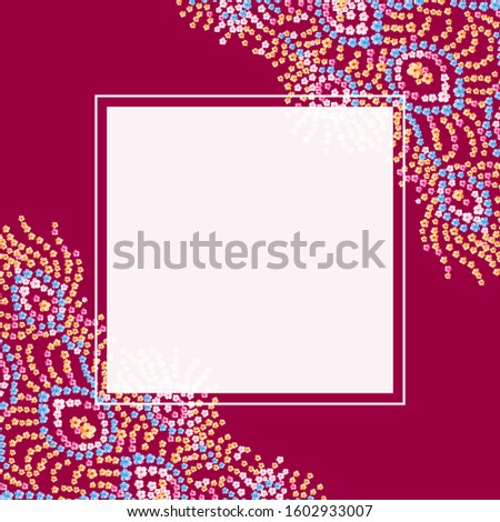 Mesmerizing peacock made with colorful flowers.Wedding ornament concept. Floral poster, invite. Decorative greeting card or invitation design background