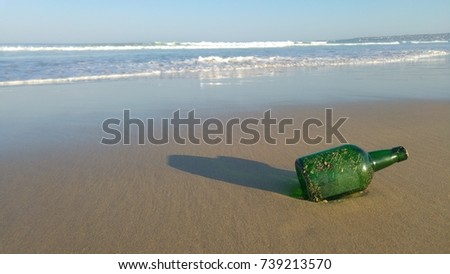 Message in a bottle #739213570