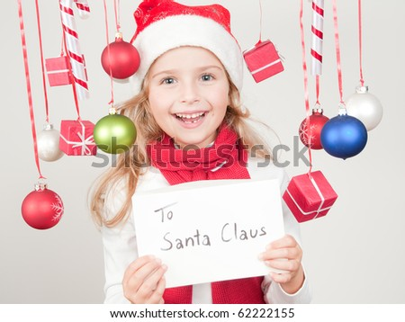 Message to Santa Claus