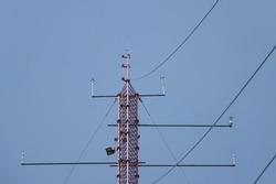 Met Mast Services Tower Wind Farm