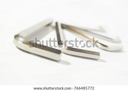 metal Allen key #766485772