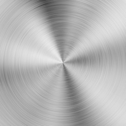 Metal angle radial texture background