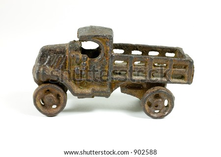 Free Appraisals ~ Antique Toy Cars ~ Antique Toy Trucks