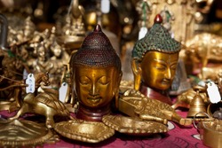 Metal Artefacts from Chamba, Himachal Pradesh, India
