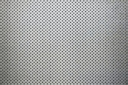 metal background dot pattern