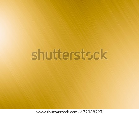 Metal background or texture of brushed steel plate with reflections Iron plate and shiny #672968227