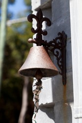 metal bell door bell