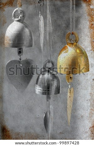 Metal Bell mobility hanger