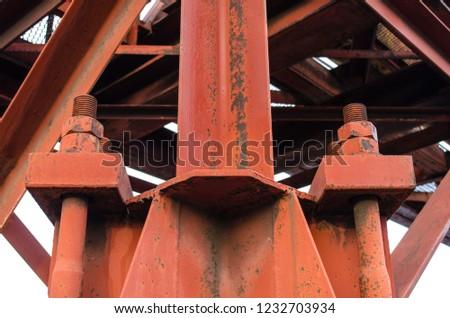 metal bridge structures  #1232703934