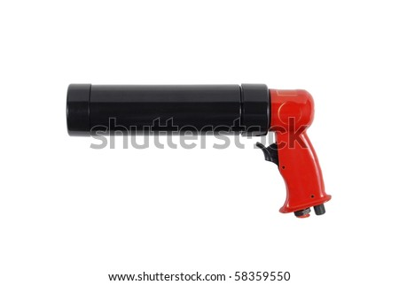 Metal Building Contractors Caulking Gun Tool