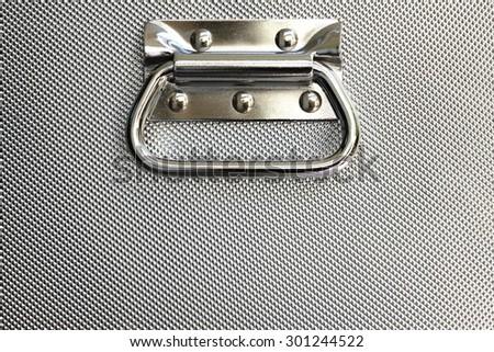 Metal case handle / Aluminium case handle