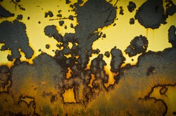 Metal corroded texture background