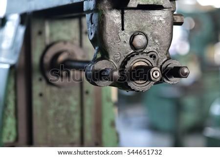 Metal cutting machine #544651732
