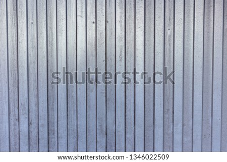 Metal fence Textures And Backgrounds with scratches and cracks. Horizontal Distress Overlay #1346022509
